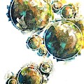 Celestials - Interstellar II by Joel Tesch