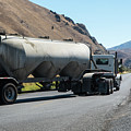 Cement Truck Turning by Tom Cochran