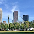 Centennial Olympic Park by Flavia Westerwelle