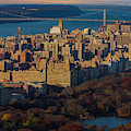 Central Park Manhattan Nyc by Susan Candelario
