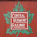 Central Vermont Railway by Edward Fielding