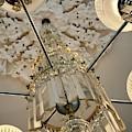 Chandelier II by Flavia Westerwelle