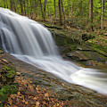 Chapel Brook Falls by Juergen Roth