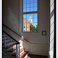 Chapel Foyer 1 by Harriet Feagin
