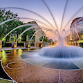 Charleston Waterfront Fountain by David Smith
