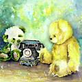 Charlie Bear Robbie by Miki De Goodaboom