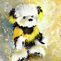 Charlie Bear Scoop by Miki De Goodaboom