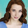 Charlotte Hegele - Portrait by Jordan Blackstone