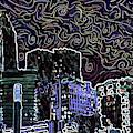 Charlotte Skyline by Stefan Duncan