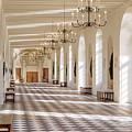 Chateau Chenonceau Interior by Brian Jannsen