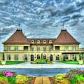 Chateau Elan Winery And Resort Braselton Georgia Art by Reid Callaway