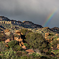 Chatsworth Rainbow by Endre Balogh