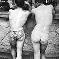 Cheeky Briefs by Kurt Hutton