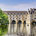 Chenonceau From The East - Short by Weston Westmoreland