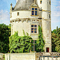Chenonceau Marques Tower by Weston Westmoreland