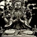 Chenrezig Bodhisattva by Lita Kelley