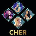 Cher - Blue Diamonds by Gabrielle D