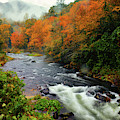 Cherokee Autumn by Greg Norrell