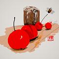 Cherry Time by Debbi Saccomanno Chan