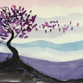 Cherry Tree by Linda Anderson