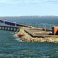 Chesapeake Bay Bridge Tunnel E S V A by Bill Swartwout Photography