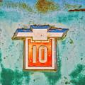 Chevrolet 10 Emblem by Lynn Bauer