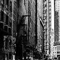 Chicago Alley by Carlos Alkmin
