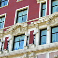 Chicago And Architectural Details by Roberta Byram