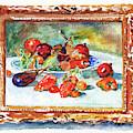 Chicago Art Museum Renoir Still Life Study by Irina Sztukowski