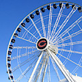 Chicago Centennial Ferris Wheel 2 by Robert Knight