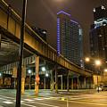 Chicago City Streets by Bruno Passigatti