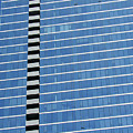 Chicago Striped Building by Roberta Byram