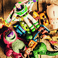 Childhood Collectibles by Jorgo Photography - Wall Art Gallery