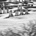 China Cemetery by John Meader