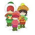 Christmas Angels by Robert Grubbs