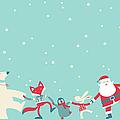 Christmas Dancing by Akindo