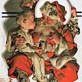 Christmas Eve - Digital Remastered Edition by Joseph Christian Leyendecker