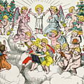 Christmas Fairy Tale by Eugen Klimsch