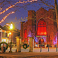 Christmas In Salem Ma Washington Park Salem Witch Museum by Toby McGuire