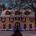 Christmas Lights Series #3 by Patti Deters