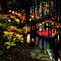 Christmas On The Riverwalk - San Antonio by Jason Politte