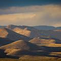 Chupadera Mountains II by Jeff Phillippi