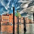 Church Of San Simeone Piccolo, Venice by Ian Robert Knight