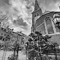 Church Of The Advent - Beacon Hill by Joann Vitali