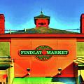Cincinnati's Findlay Market by Mel Steinhauer