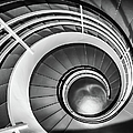 Circular Stairway by Lyl Dil Creations