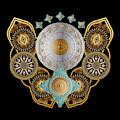 Circumplexical No 3661 by Alan Bennington