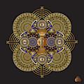 Circumplexical No 4058 by Alan Bennington