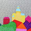 City 1 by Natalia Lvova