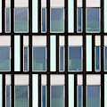 City Grids 61 by Stuart Allen